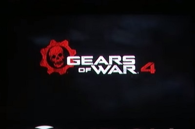 E3 2016 Microsoft Gears of War 4