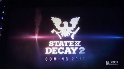 E3 2016 Microsoft State of Decay 2