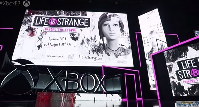 Microsoft E3 2017 Life is Strange Before the Storm