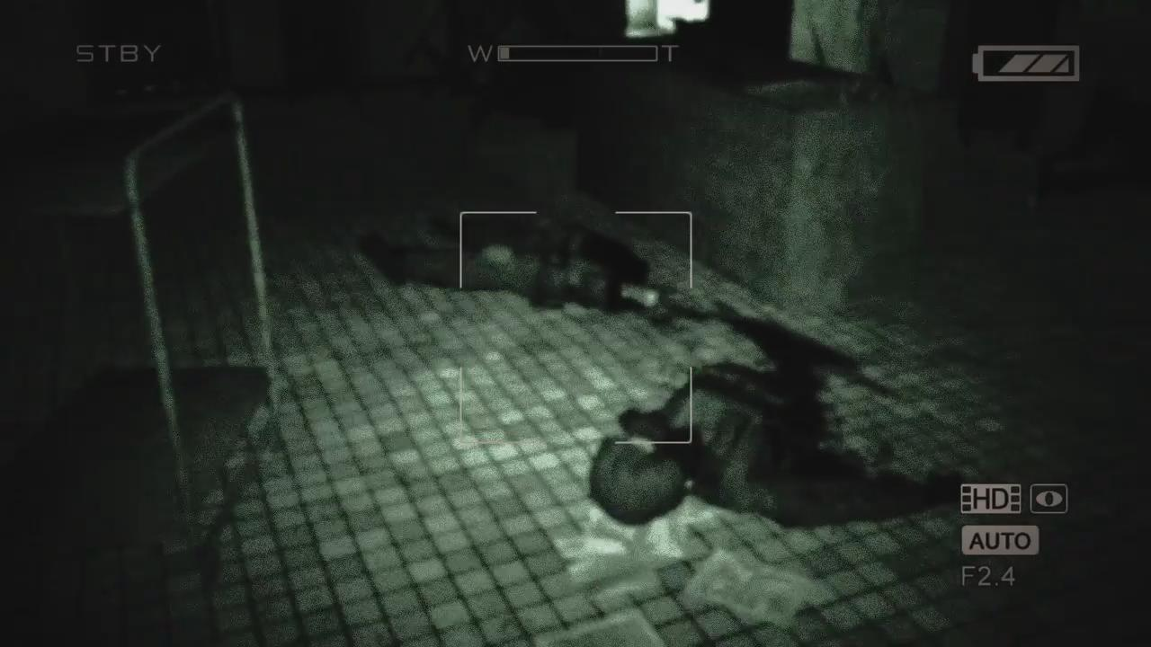 Outlast gets great mileage from its camcorder conceit