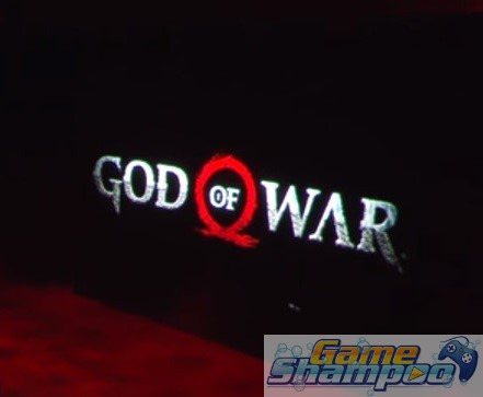 Sony E3 2017 God of War