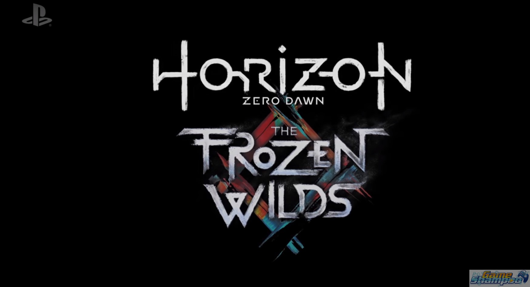 Sony E3 2017 Horizon Zero Dawn The Frozen Wilds