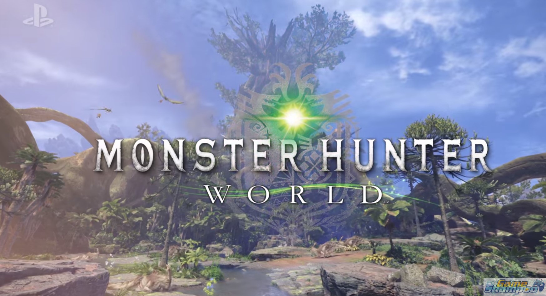 Sony E3 2017 Monster Hunter World