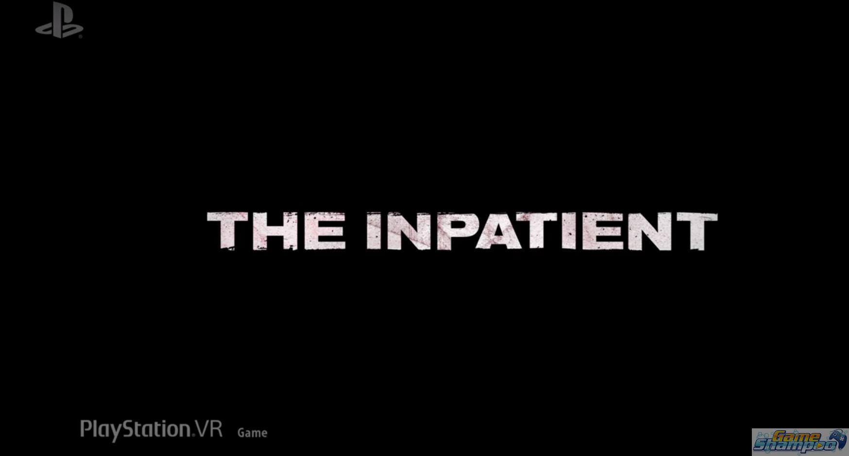 Sony E3 2017 The Inpatient VR