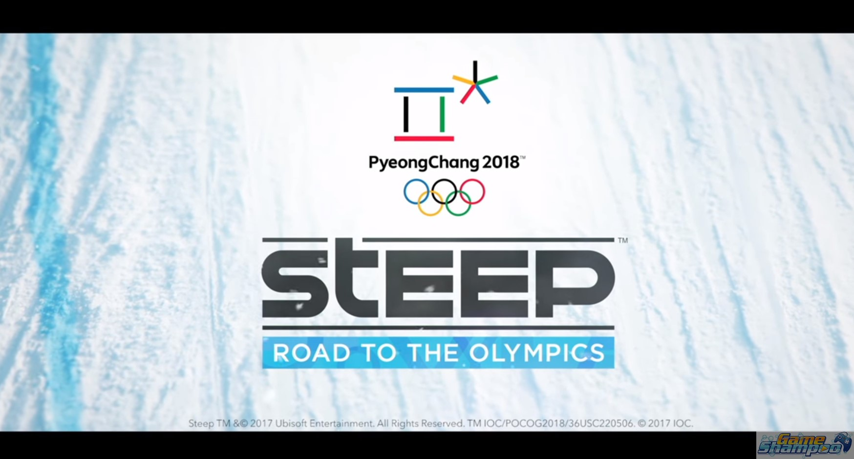 Ubisoft E3 2017 Steep Road to the Olympics