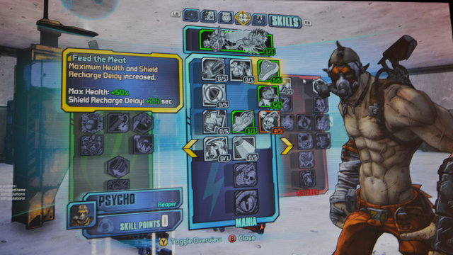 Borderlands 2 'Krieg The Psycho' DLC Review Borderlands 2 Psycho Build
