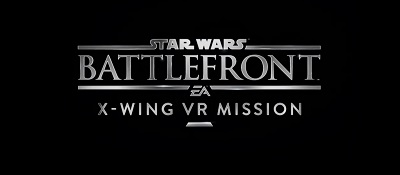 e3 2016 Sony Star Wars X-wing VR Mission