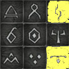 Frostbold Rune Pattern Legend of Grimrock
