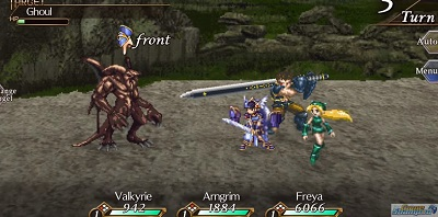 iOS Valkyrie Profile Lenneth