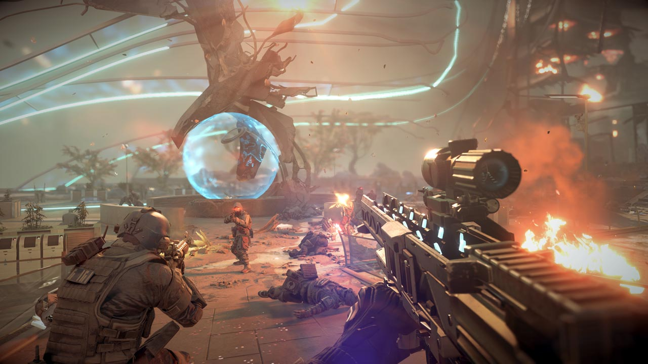 Killzone: Shadow Fall is runner-up for Best Graphics of E3