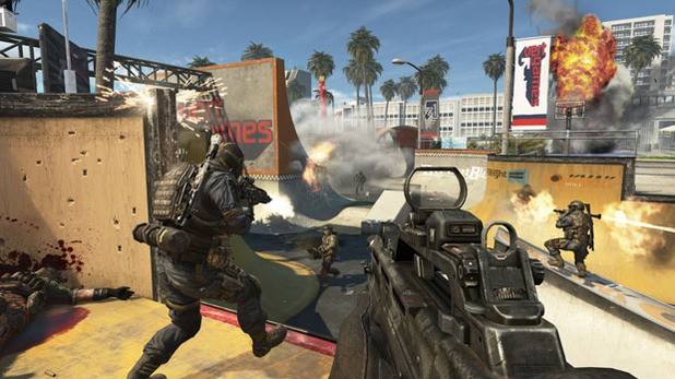 Call Of Duty: Black Ops 2 Revolution Map Pack Review Call Of Duty Revolution Map Pack on