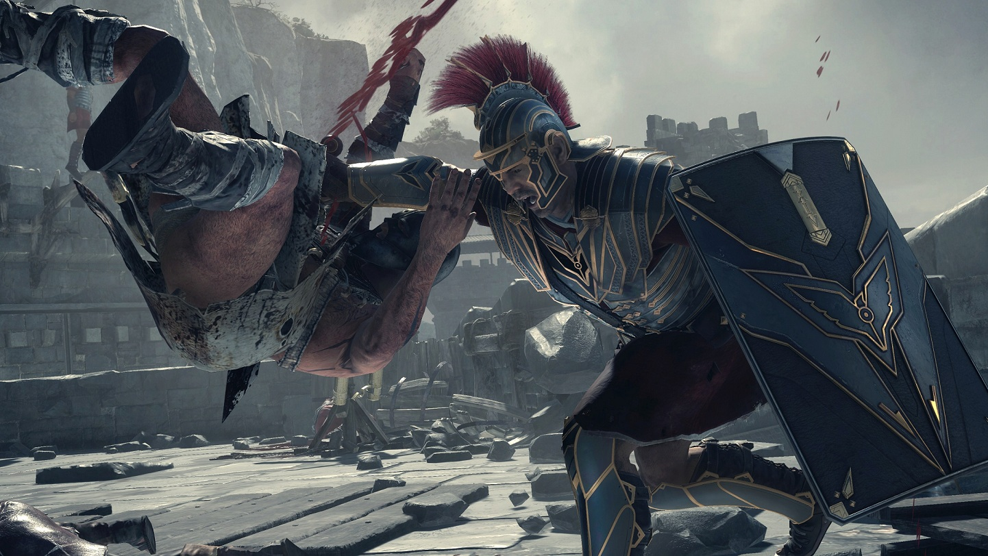 Multiplayer in Ryse will be a co-op horde mode